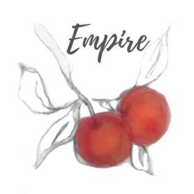 Empire Apple Tree