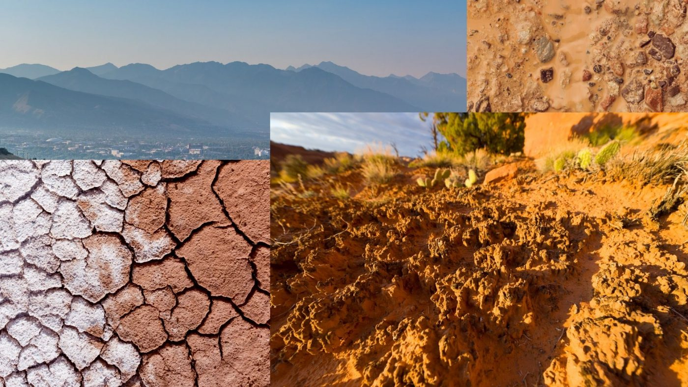 soil types in Utag
